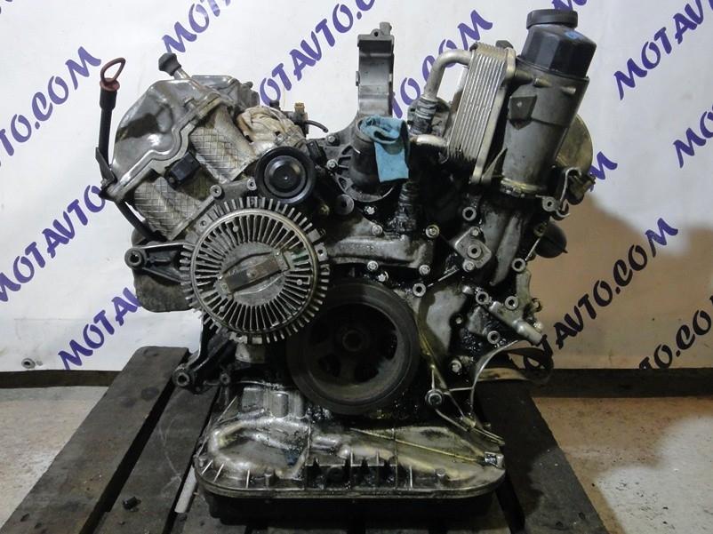 Двигатель в сборе Mercedes W463 G-class 2677