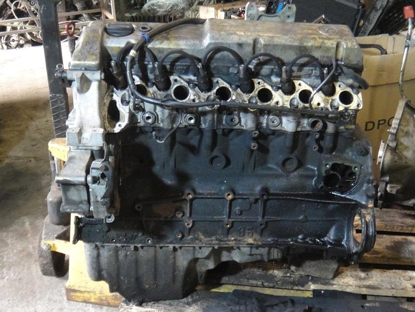 Двигатель в сборе Mercedes W463 G-class 6335